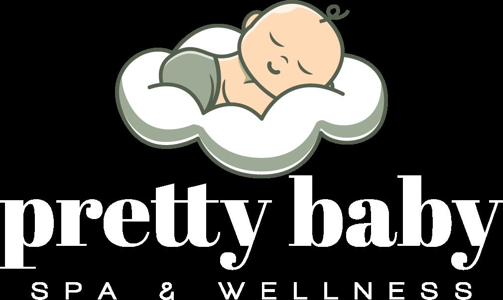 pretty-baby logo white